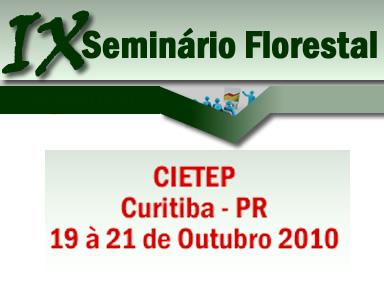 IX Seminário Florestal - Curitiba-PR