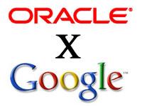 ORACLE X GOOGLE