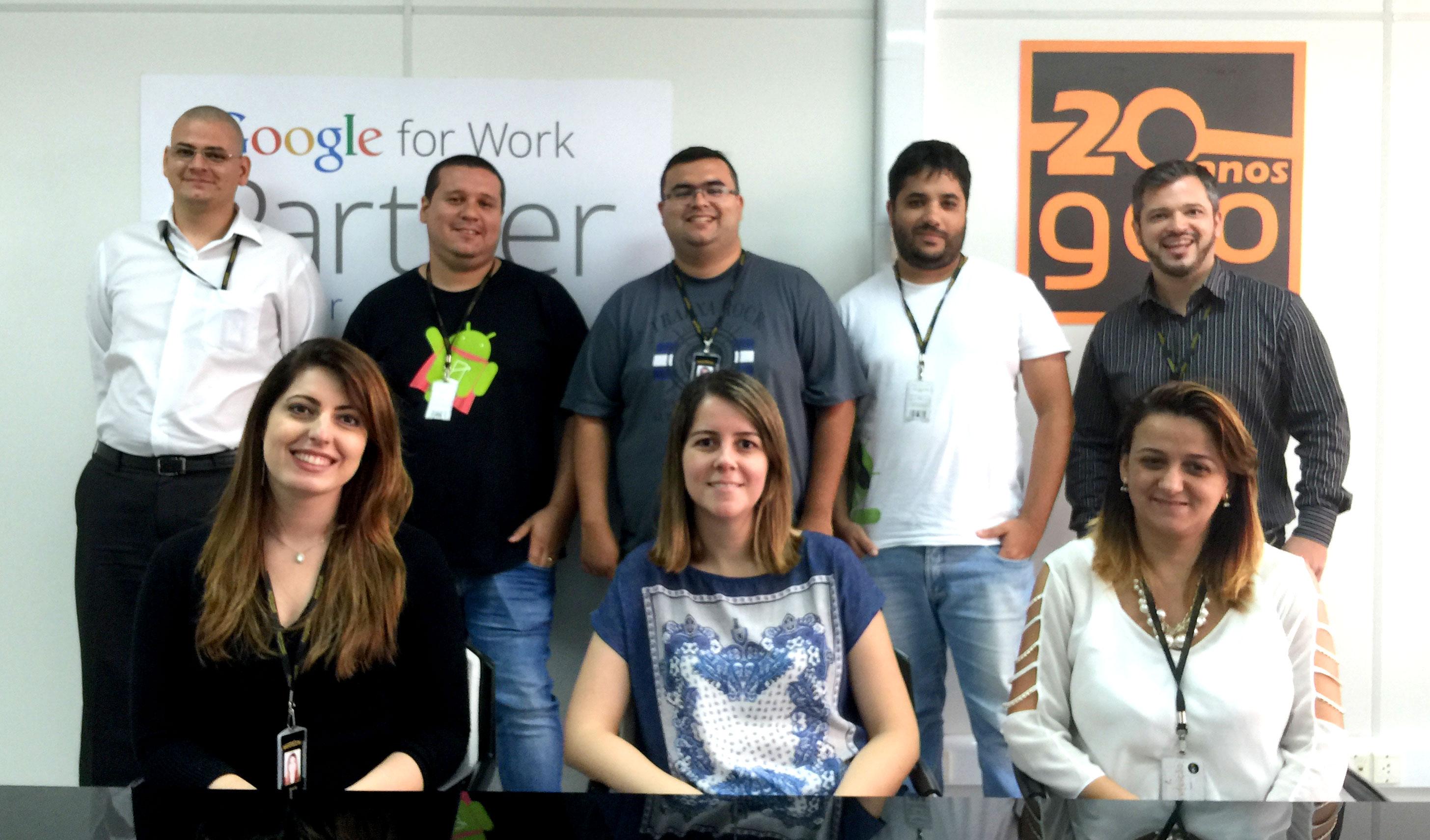 Equipe Geoambiente - Projeto SiCAR/SP